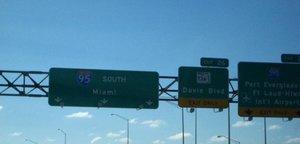 Miami in den USA