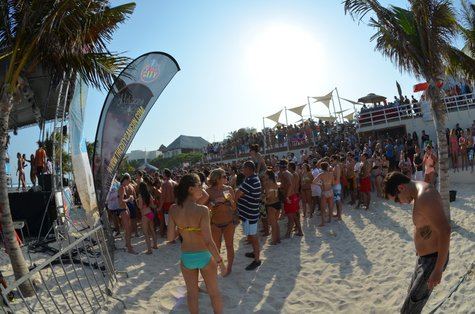 Springbreak: Party am Strand