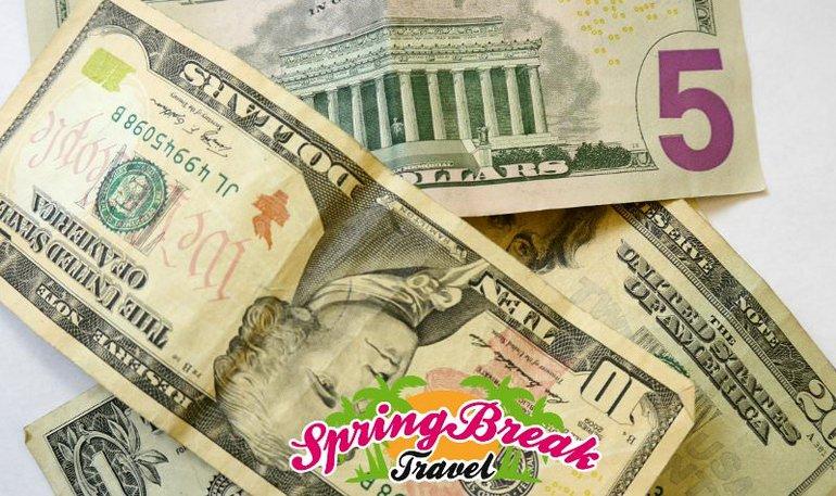 Wieviel Geld brauch ich zum Spring Break?