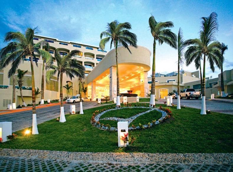Hotel Panama Jack – Aussenansicht